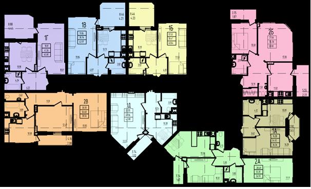 Дом №3В2
