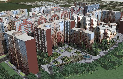Продается однокомнатная квартира a-75466 на ул жк радужный в киевском районе